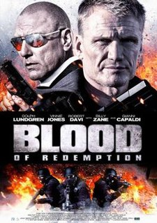 <i>Blood of Redemption</i> 2013 film by Giorgio Serafini
