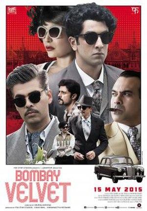 Bombay Velvet - Theatrical release poster