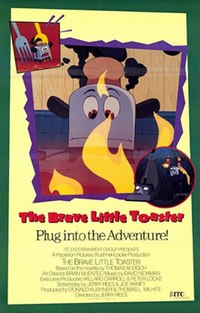 The Brave Little Toaster movie
