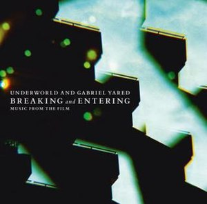 Breaking and Entering: Music from the Film - Image: Breakingandenteringo st