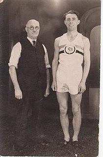 Brian Shenton English sprinter