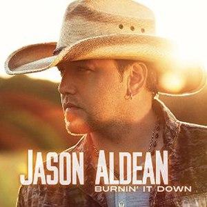 Burnin' It Down - Image: Burnin It Down