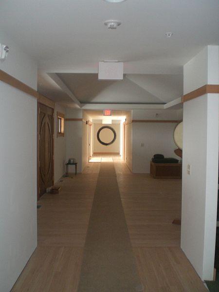 Original Enso Zen Painting Throw Pillows: File:CM Hall Enso.JPG