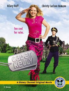 <i>Cadet Kelly</i> 2002 television film directed by Larry Shaw