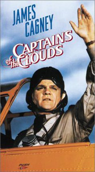 Captains of the Clouds - VHS cover