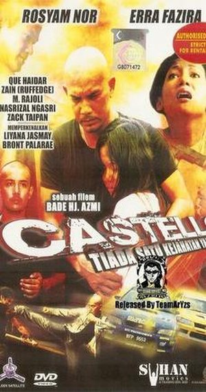 Castello (film) - Malaysian film poster