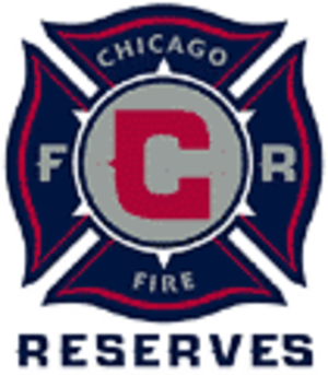 Chicago Fire U-23 - Original Chicago Fire Reserves logo