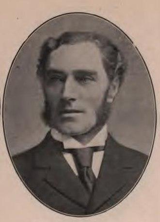 Charles Pearson, Lord Pearson - Pearson in 1895.