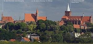 Chełmno - Panorama of Chelmno