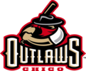 Chico Outlaws Main Logo.png