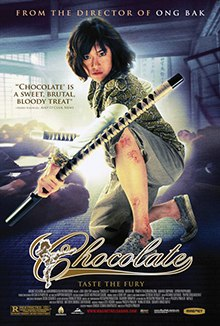 Chocolate movie asian