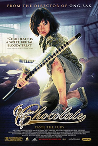 Picture of a movie: Chocolate