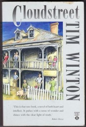 Cloudstreet - First edition