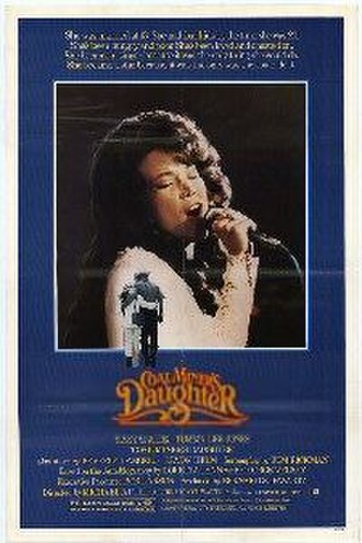Coal Miner's Daughter (film) - Theatrical release poster