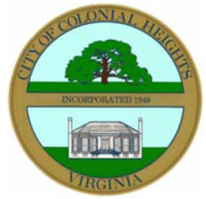 Colonial Heights, Virginia - Image: Colonial Heights Virginia Seal