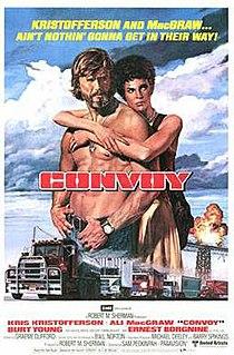 <i>Convoy</i> (1978 film) 1978 film by Sam Peckinpah