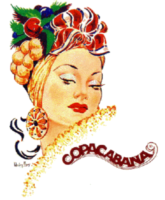 Copacabana (nightclub) - Image: Copacabana Logo