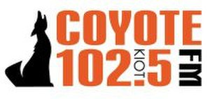 KIOT - Image: Coyote 102.5