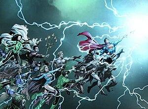 DC Rebirth - Image: DC Universe Rebirth Special