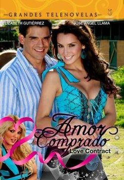 DVD Cover for Amor Comprado.jpg