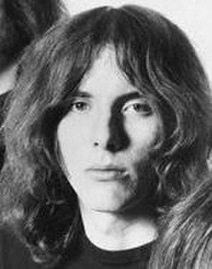 Dave Alexander (musician) - Alexander in 1969