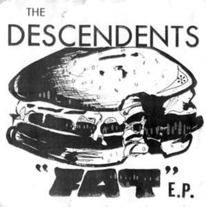 Fat (EP) - Image: Descendents Fat EP cover