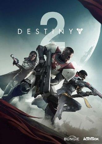 Destiny 2 - Image: Destiny 2 (artwork)