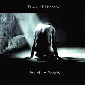 One of 18 Angels - Image: Diary of dreams One of 18 Angels album cover