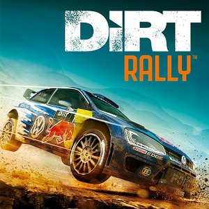 Dirt Rally - Image: Dirt rally cover art