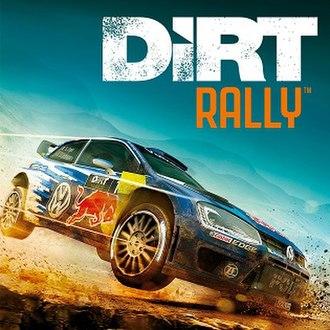 Dirt Rally - Image: Dirt rally cover art