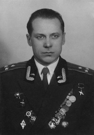 Hero of the Soviet Union - Hero of the Soviet Union Polkovnik Dmitry Fedorovich Loza