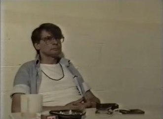 Dennis Nilsen - Dennis Nilsen in 1992, in an interview with Central Television as part of the series Viewpoint 1993 – Murder In Mind
