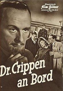 <i>Doctor Crippen</i> (1942 film) 1942 film
