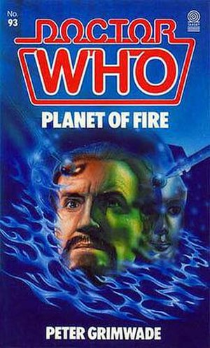 Planet of Fire - Image: Doctor Who Planet of Fire