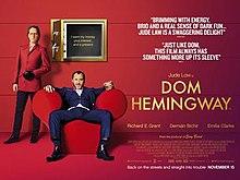 Dom Hemingway - Película Poster.jpg