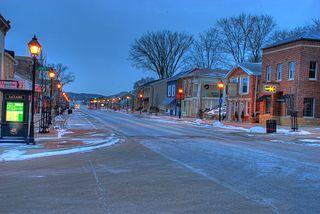 Le Claire, Iowa City in Iowa, United States