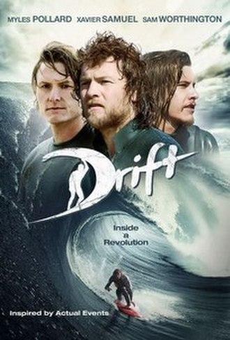 Drift (2013 Australian film) - Theatrical film poster