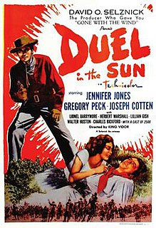 <i>Duel in the Sun</i> (film) 1946 film by King Vidor