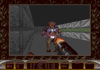 Duke Nukem 3D - Mega Drive/Genesis port