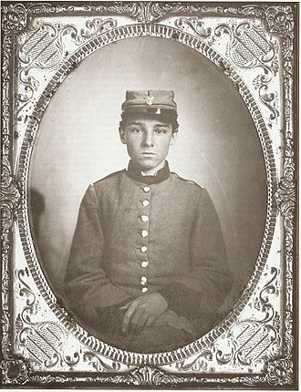Uniforms of the Confederate States Armed Forces - Confederate Infantry Uniform, private Edwin Francis Jemison, 2nd Louisiana Regiment, C.S.A. killed at Malvern Hill 1862