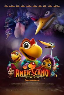 El Americano: The Movie - Wikipedia
