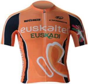 Euskaltel–Euskadi - Image: Euskaltel Euskadi jersey