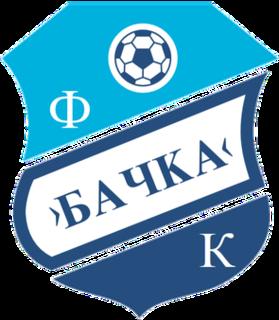 OFK Bačka Association football club in Bačka Palanka. Serbia