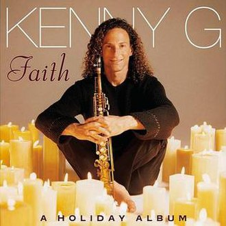 Faith: A Holiday Album - Image: Faith A Holiday Album Kenny G