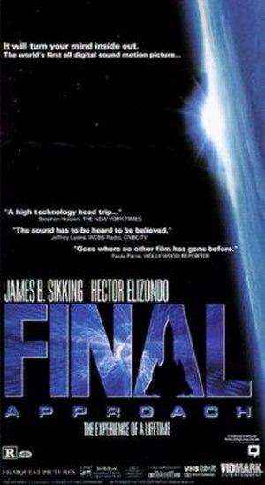 Final Approach (1991 film) - Image: Final Approach poster