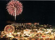 The annual Celebrate Fairfax! festival attracts more than 70,000 visitors.