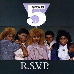 R.S.V.P. (Five Star song) - Image: Five Star RSVP