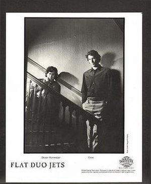 Flat Duo Jets - Dexter Romweber and Crow