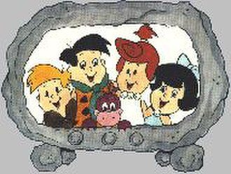 The Flintstone Kids - Flintstone Kids cast.