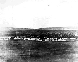 Fort Randall - Historic photo of Fort Randall